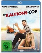 Der Kautions Cop - Gerad Butler - Jennifer Aniston -  Blu-ray