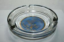 Vintage Ashtray Jolly King Restaurants Royal Inns America Lost Kriget Glass