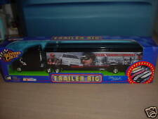DALE EARNHARDT FOREVER THE MAN TRAILER RIG WC 2002 MIP FREE USA SHIPPING
