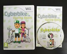 Cyberbike Cycling Sports - Nintendo Wii / Wii U - Fast P&P! - Cyber Bike, Cycle