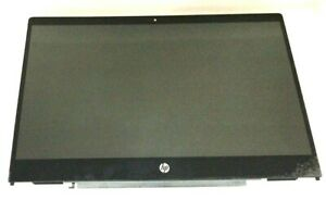 """HP Pavilion x360 14-cd0524sa 14"""" Touch Screen FHD LCD 1920 x 1080 Assembly Panel"""