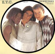 """E.Y.C. - ONE MORE CHANCE-PICTURE DISC - 7"""" record SINGLE"""