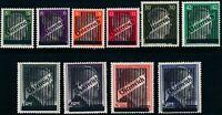 Stamp Austria Germany 1945 WWII 3rd Reich Hitler Osterreich MNG 2