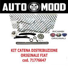 KIT CATENA DISTRIBUZIONE ORIGINALE FIAT cod. 71776647 - 13 PZ - 1.3 D MULTIJET