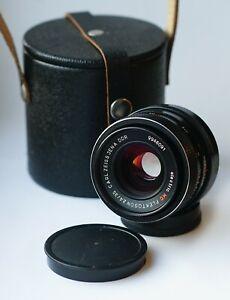 Carl Zeiss Jena FLEKTOGON electric MC f/2.4 35mm Lens M42