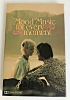 "Readers Digest ""Mood Music For Every Moment"" Set Of 4 x  Vintage Audio Cassettes"