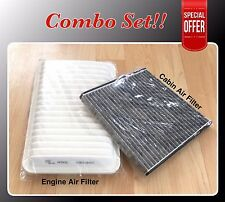 Engine&Carbonized Cabin Air Filter For CAMRY SIENNA Carbonized US SELLER!