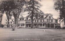 Postcard Oblate Novitiate Colebrook New Hampshire