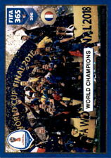 Fifa 365 Cards 2019 - 396 - World Champions - FIFA World Cup Heroes