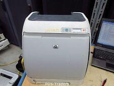 HP Color LaserJet 2605DN Q7822A 12 ppm 600 DPI USB Network Printer A4 NO TONERS
