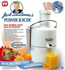 Jack Lalanne Ultimate Power Juicer produces 30% more juice than other juicers