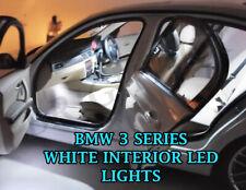 BMW E90 3 Series INTERIOR LED Light Bulbs XENON WHITE SET- ERROR FREE