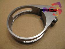Titanium/Ti Seatpost Seat Clamp 34.9mm w/ Ti Bolt 20g