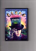 Charlie und die Schokoladenfabrik - 2 Disc Edition / NEU / DVD #19503