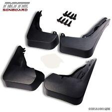 Mud Flaps Splash Guards Fender Mudguard Kit For Audi Q5 2010-2015 4PCS