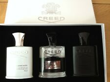 New unused Creed mens fragrance gift set 3 x 30ml NO RESERVE