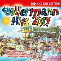 BALLERMANN HITS 2019 (XXL FAN EDITION)  3 CD NEW