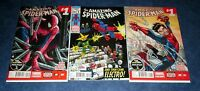 AMAZING SPIDER-MAN 1 lego VARIANT 1st print & 2nd MARVEL 1st app CINDY MOON silk