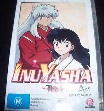 Inu Yasha / Inuyasha Collection 2 The Final Act (Australia Region 4) DVD – New