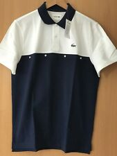 NEW LACOSTE SPORT MEN'S POLO SHIRT, SIZE XL (6)