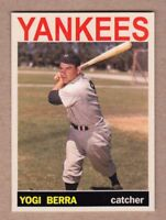 Yogi Berra '46 New York Yankees Monarch Corona Private Stock #3 mint cond.