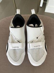 Size 6.5 - Nike SuperRep Cycle White Black 2020 - CJ0775-100