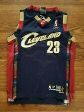 Cleveland Cavaliers #23 Lebron James Basketball Jersey Boys Youth Large M 10/12