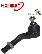 For Peugeot 406 2.0 Steering Tie Track Rod END LEFT Passengers Side By Karlmann