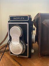 Zeiss Ikon Ikoflex Ia T Tessar f3.5  75mm Lens /Parts Serial 666659