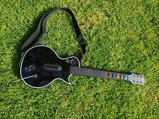 Ps3 Guitar Hero Gibson Les Paul (95123805) Guitar /w Strap No Dongle