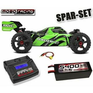 Team Corally C-00186 RADIX 4 XP 1/8 Buggy EP RTR Brushless 4S - SPAR SET 3