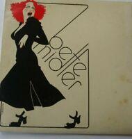 lp vinyl records Bette Midler vintage 1973 record
