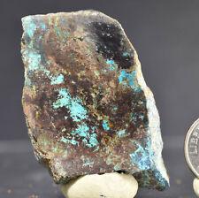 Quantum Quattro Silica (Namibia)  Malachite, Dioptase,Shattuckite Copper Complex