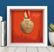 New York Marathon Personalised Medal Frame - A unique gift!
