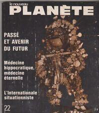 Nouveau Planète - Numéro 22 - Mai  1971 - Hugues Saillard,....