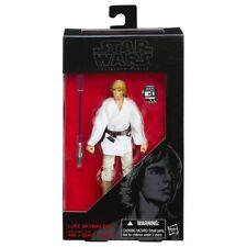 Star Wars (Luke Skywalker Black Series #21 Action Figure Sealed + free post)