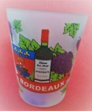 Bordeaux Chablis Prestige Wine Shot Glass