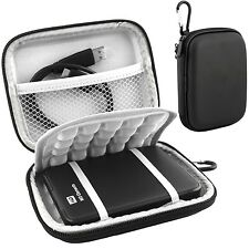 Lacdo Waterproof Hard EVA Shockproof Carrying Case Pouch Bag for Western Digi...