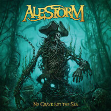 No Grave but the Sea [Deluxe Edition] [Digipak] ALESTORM 2 CD SET