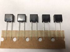 Bel 0697-0100-02 RST100 100mA 250V Time Lag Radial Micro Fuse, Qty 5