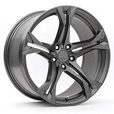 "Camaro 1LE 20"" 20X10 20X11 Wheels Grafite  fits all 2010-18"