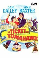 A Ticket To Tomahawk-DVD-R- Starring Dan Dailey and Ann Baxter