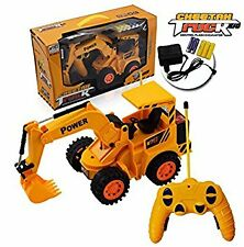 Kids JCB Truck Deluxe Wireless Remote Control Rechargeable
