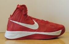 Nike Hyperfuse 9.5 Basketball Shoes Sneakers TB Red Unisex Womans 2012 Zoom Air