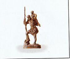 Preiser 29102 Exklusivfigur Statue Christopherus Spur HO (16,5 mm) Zubehör OVP