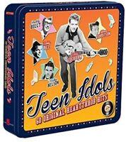Teen Idols: 60 Original Heartthrob Hits [CD]