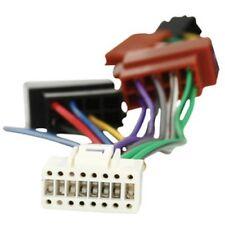 TOMA CABLE ADAPTADOR ISO A AUTORRADIO ALPINE CDE-7820 - 7853 - 7860
