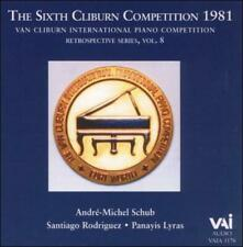 VAN CLIBURN COMPETION 1981 USED - VERY GOOD CD
