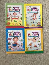 Start Up Science Godfrey Hall 4 books Elementary School