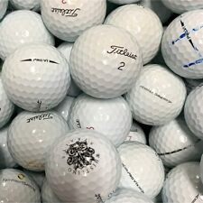 Near Mint Titleist Pro V1 and V1x Golf Balls Bulk / Logo's / Mix - Pick Quantity